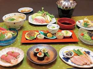 心斎橋の和食店「浪花そば」の宴会コースでこだわりのそばを楽しむ!