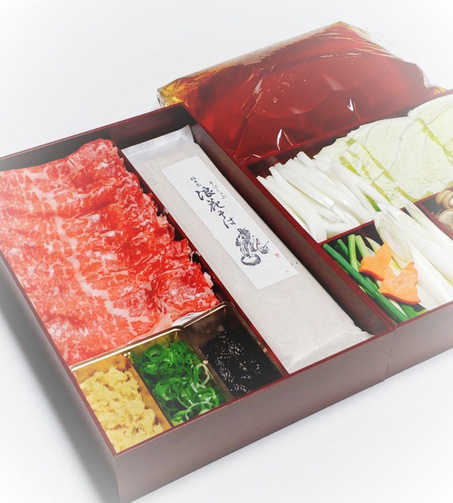 心斎橋のしゃぶしゃぶ料理店・そばしゃぶ総本家 浪花そばがオンラインで鍋セットを販売